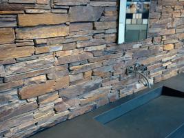 Mur pierres naturelles