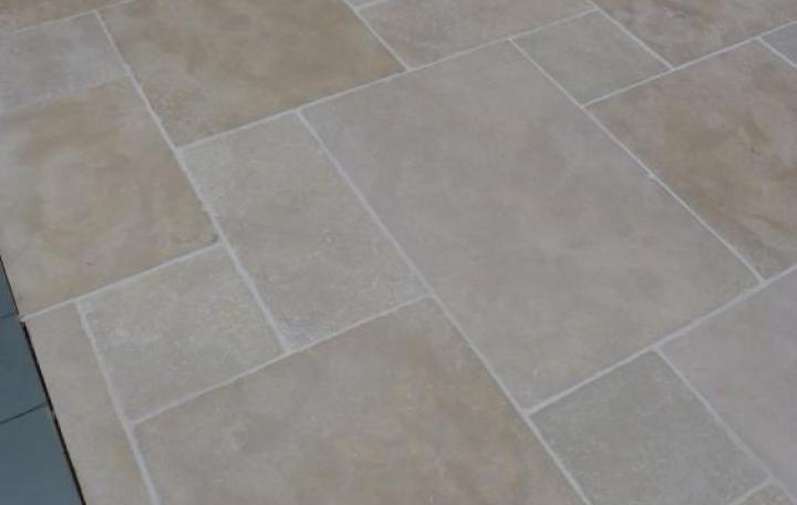 dallage atlas beige vieilli opus 50