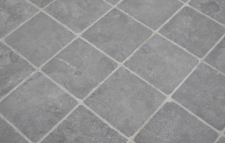 Collection Extérieur > Pavés > Pavés anciens Sichuan  15x15X2,5cm détail